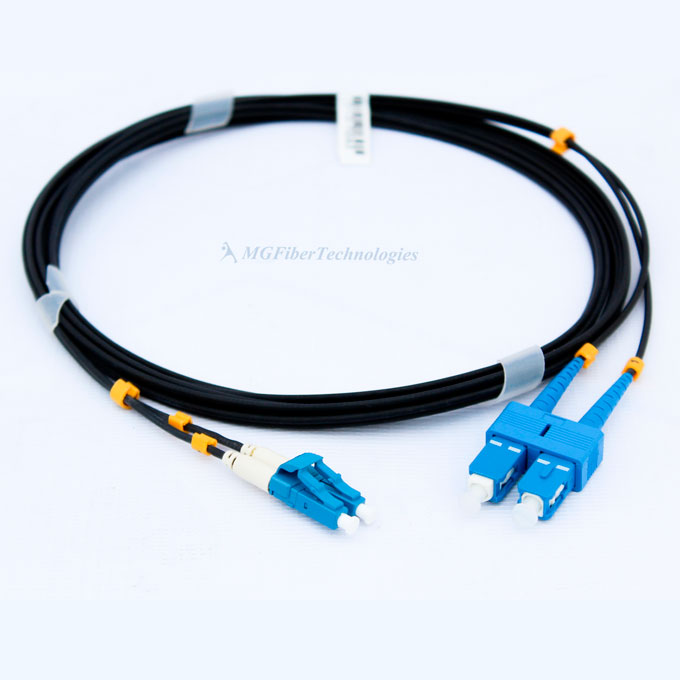 Patchcords con armadura / Patchcords anti-impacto / Patchcord antiroedor